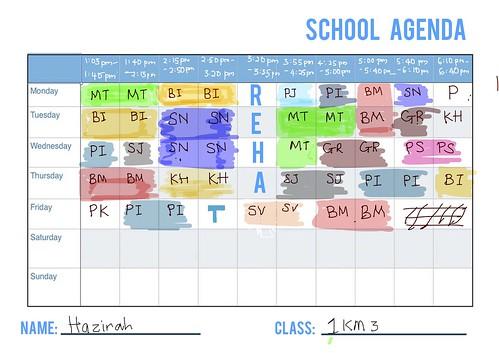 Schoolagenda-2015