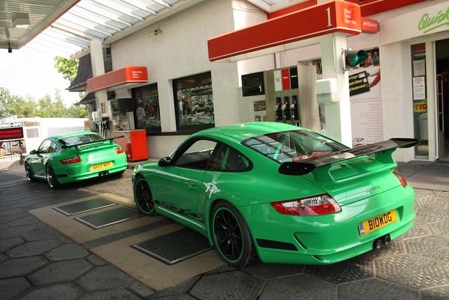 Porsche 997 GT3 RS Mk1 7