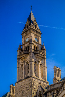 Customs House Clock Tower [Explored]