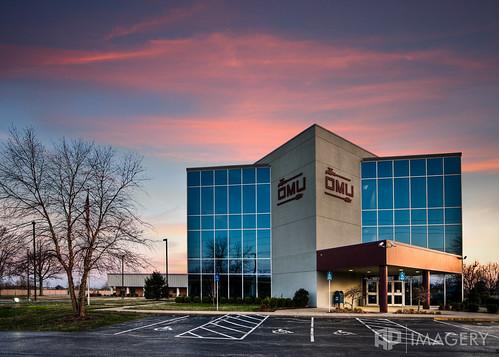sunset building architecture twilight center utilities municipal owensboro csc tamarack customerservice omu