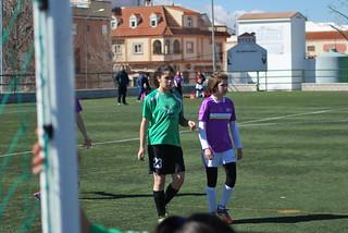 Extremadura vs Escuela Peña Valle Montijo