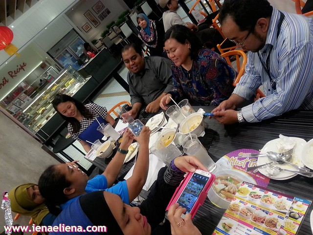 Ceritera Food Review Di Kungfu Bake  Aeon Big Subang Jaya
