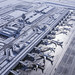 Munich Airport by Aerial Photography