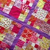 Basted. #magicnumberquilts