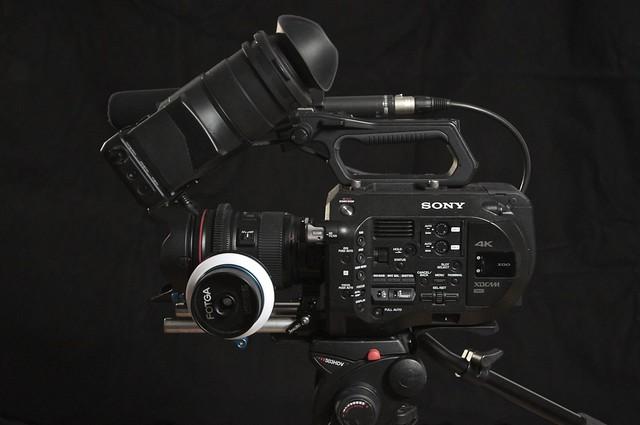 Sony FS7 02-2