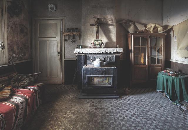 'Home comforts'