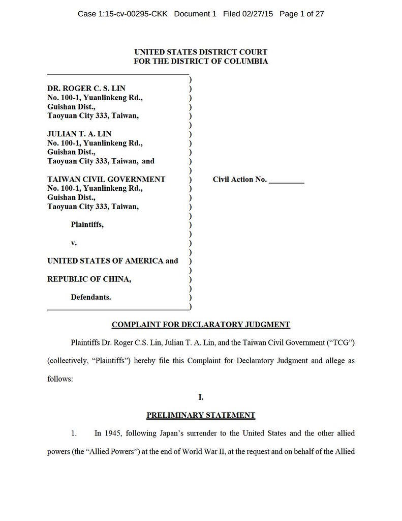 Lin v US and ROC File Stamped Complaint_頁面_01