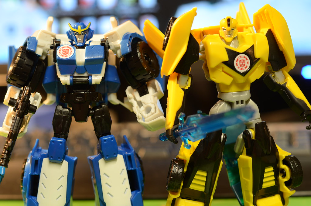 RID Strongarm and Bumblebee