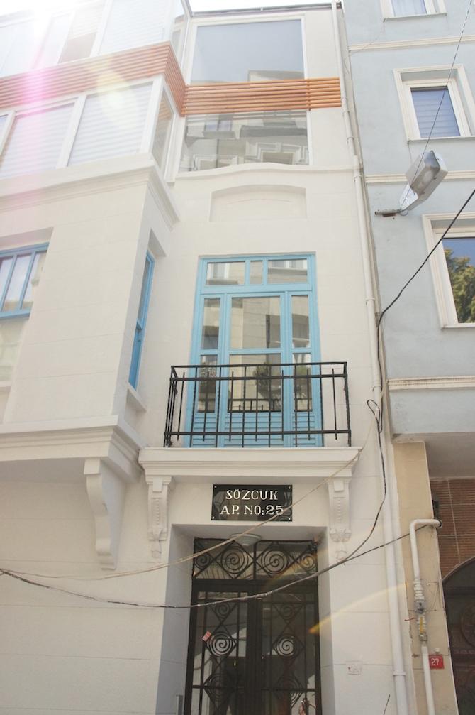 maumau residency Istanbul Çukurcuma