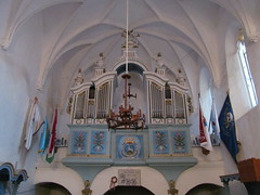 building, cathedral, musical instrument, chapel, organ, pipe organ,