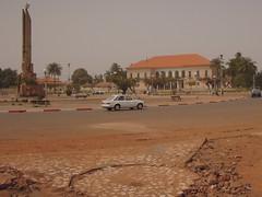 Alter Präsidentenpalast am Platz der Helden der Nation