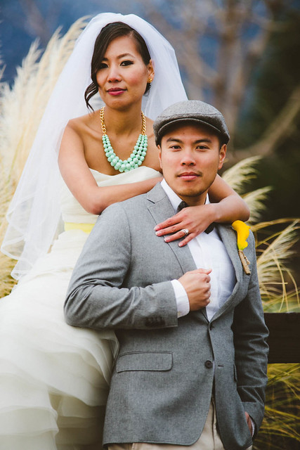 Erika and Ake Wedding