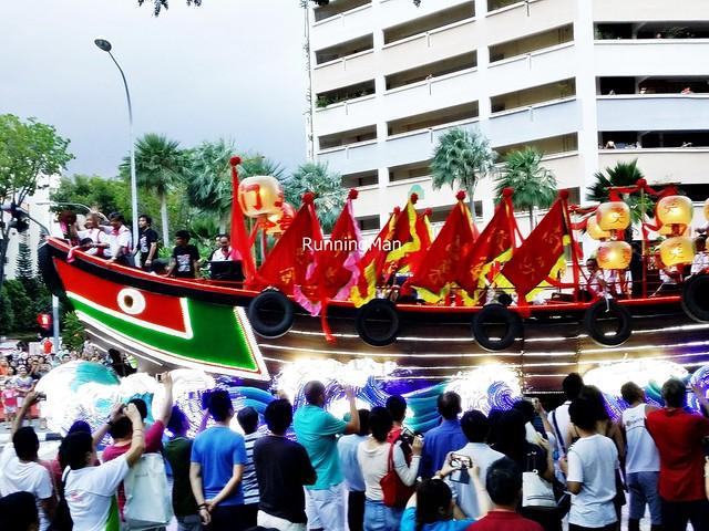 Chingay @ Heartlands 2015 - Teochew Float