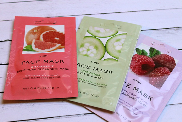 H&M face masks
