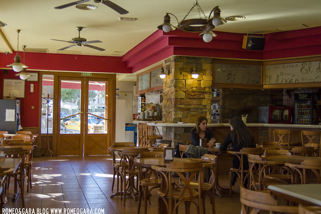 El Diván Café, Catarroja (Valencia)