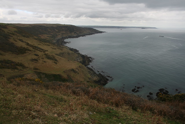 View from Rame Head