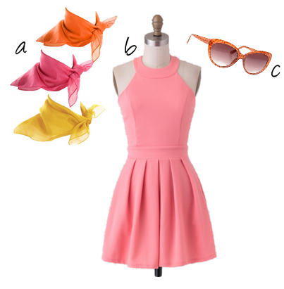 romy and michele outfit
