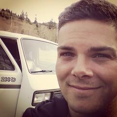 #Vandwelling in #Seaside #Oregon #RV #Park #2WD #Volkswagen #Vanagon #selfie #follow #SurvivalBros