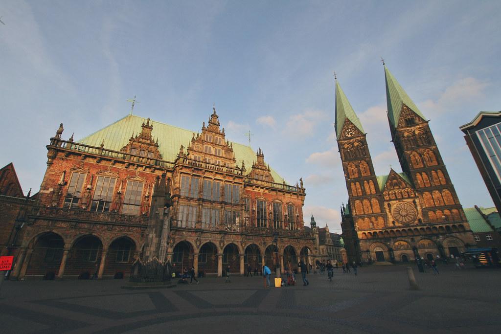 076 Rathaus und Dom