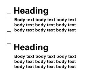 headings-spacing-example
