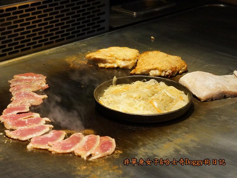 王品集團平價鐵板燒hot 7新鉄板料理18