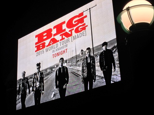 BIGBANG MADE in Anaheim by BIGBANGmusic 2015-10-04 (1) (Andere)