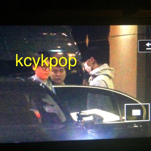 TOP - Thailand Airport - 10jul2015 - KCYKPOP - 01