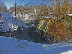 Little Falls in Winter