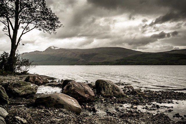 Loch Lomond, Scotland Landscape_Collection Picoftheday Travel Photography Canon Capture The Moment Home Scotland Scenics Photooftheday Clouds Landscape Photography Beauty In Nature Mountain Lake Water Sky Landscape_photography LochLomond Travel Art Nature