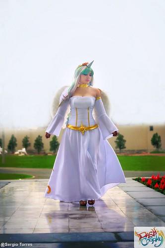 Princess Celestia Cosplay