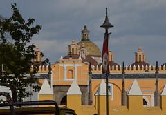 Cholula, Convento de San Gabriel & Capilla Real