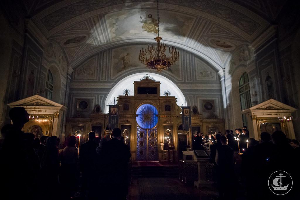 30 сентября 2016, Монашеский постриг. Монах Онуфрий / 30 September 2016, Monastic vows. Monk Onuphrius