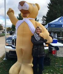 Let the #tailgating begin! @pennstate #psufootball