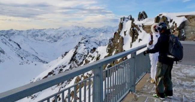 Andermatt: přerod lyžařského střediska