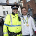 Olympic and Paralympic Heroes Parade by Greater Manchester Police