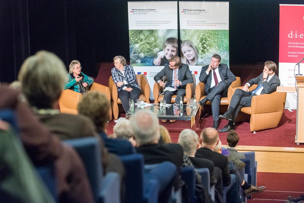 Thumbnail for 2. Parlamentarischer Abend des #Klimalog