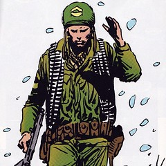 Move 'em out! Sgt Rock by Joe Kubert. #Comics