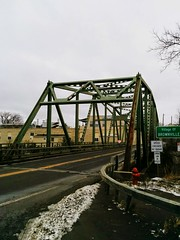 Bridge Bridgeporn Winter