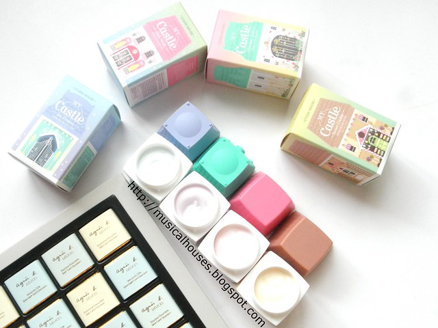 Etude House My Castle Hand Cream 2