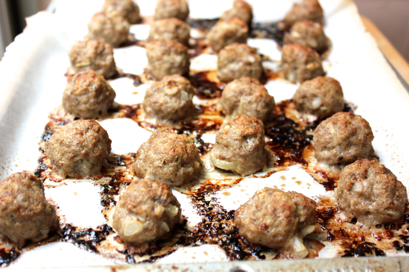 Swedish Meatball Spectacular