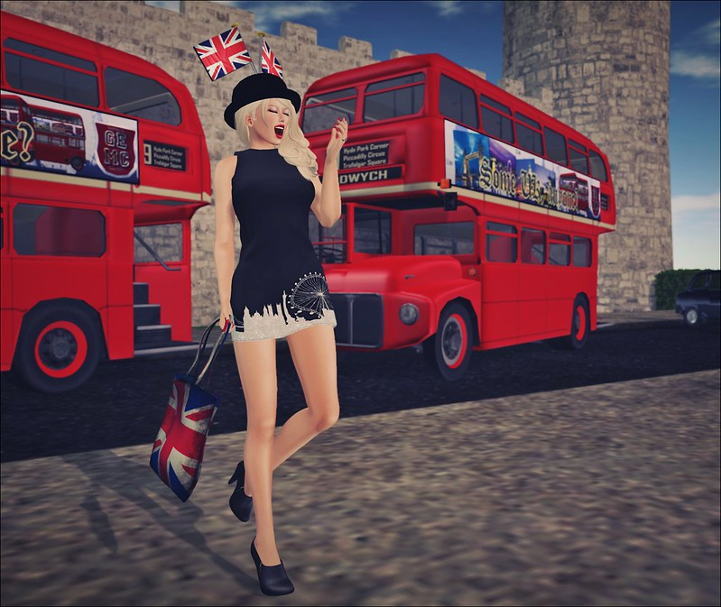 Style - It's All London, Baby!