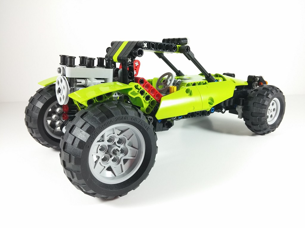 Tc5 Tiltcabin Off Road Racer Lego Technic And Model Team Tractor 9393 15730718559 79337e3527 B
