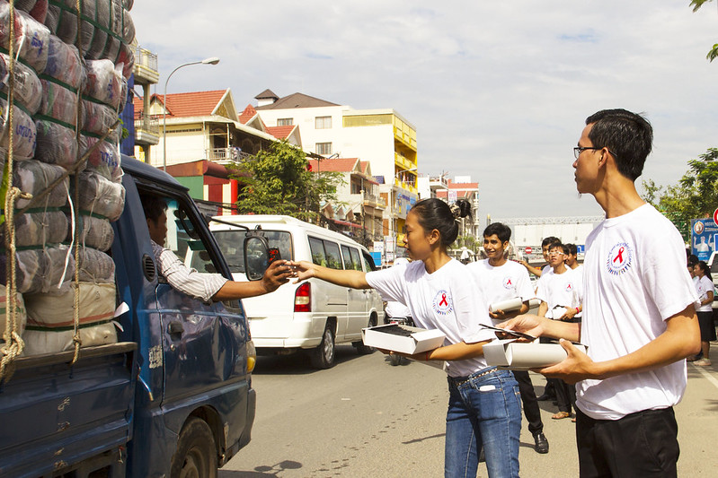 World AIDS Day 2014 - Phnom Penh