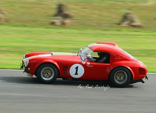 Oliver Bryant/Andy Priaulx, Goodwood revival.