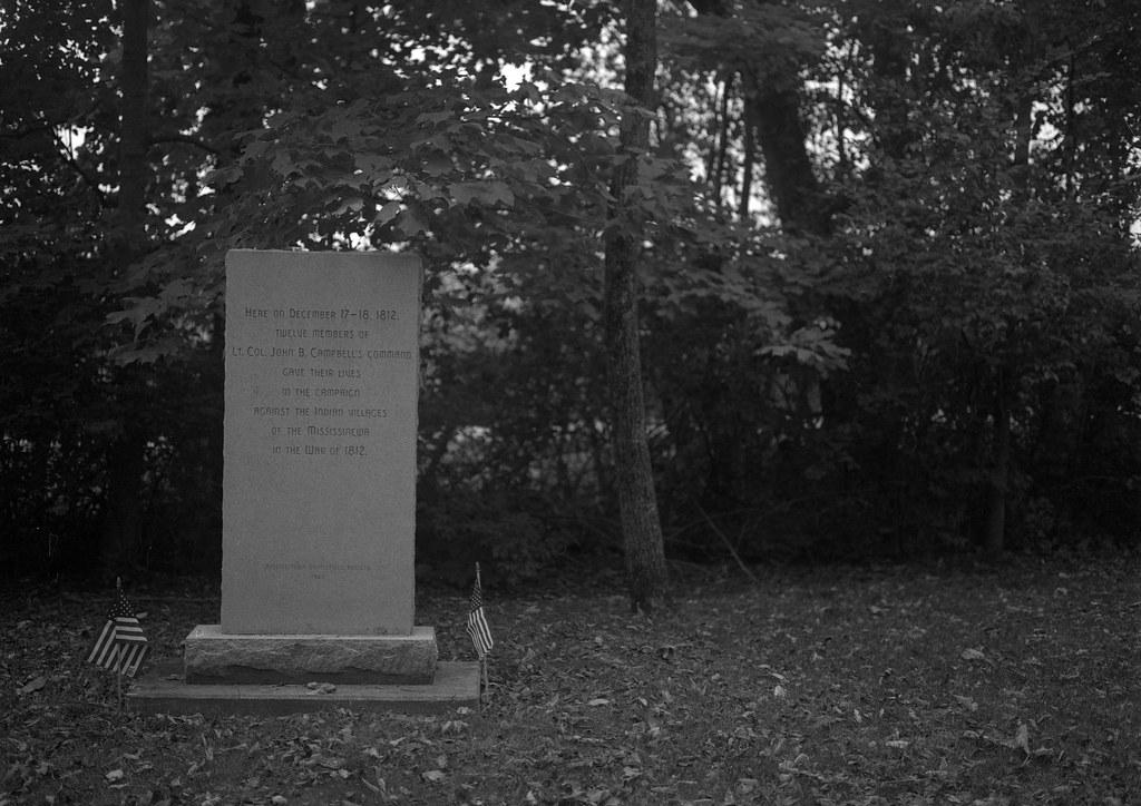 Project:1812 - Battle of Mississinawa