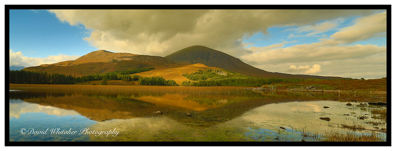 Reflections from Scotland.