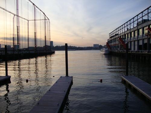 New York, Chelsea Piers