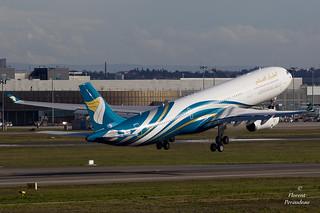 F-WWKA // A4O-DI Oman Air Airbus A330-343 - cn 1582