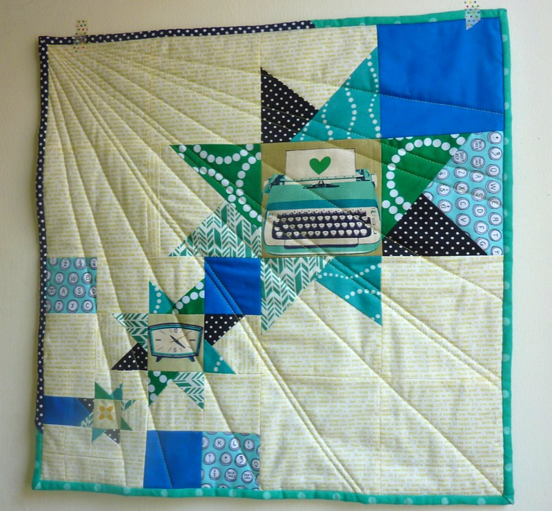 IG Miniquilt swap