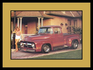 '56 Ford Show Truck, 1985